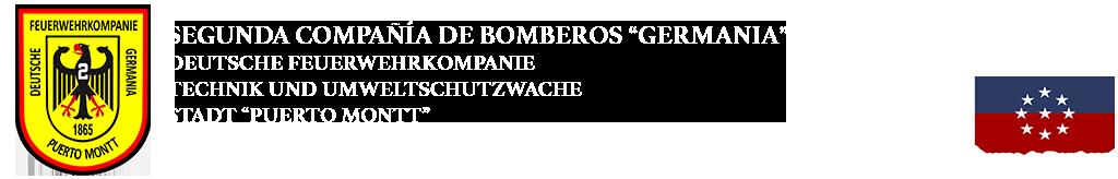"""Segunda Compañía """"Germania"""" de Puerto Montt"""